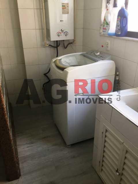 IMG_1439 - Apartamento À Venda - Rio de Janeiro - RJ - Freguesia (Jacarepaguá) - AGV31009 - 20