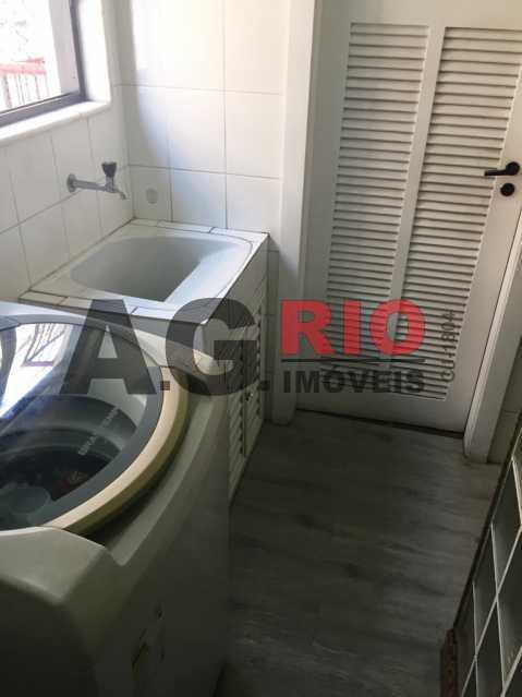 IMG_1440 - Apartamento À Venda - Rio de Janeiro - RJ - Freguesia (Jacarepaguá) - AGV31009 - 21
