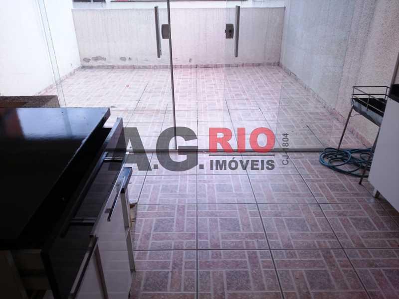 DSC_2504 - Casa À Venda - Rio de Janeiro - RJ - Bento Ribeiro - AGV73534 - 17