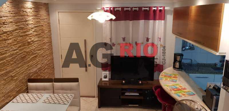 WhatsApp Image 2018-09-08 at 1 - Casa 2 quartos à venda Rio de Janeiro,RJ - R$ 274.900 - AGV73535 - 1