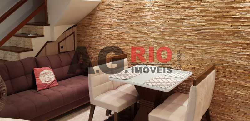 WhatsApp Image 2018-09-08 at 1 - Casa 2 quartos à venda Rio de Janeiro,RJ - R$ 274.900 - AGV73535 - 6
