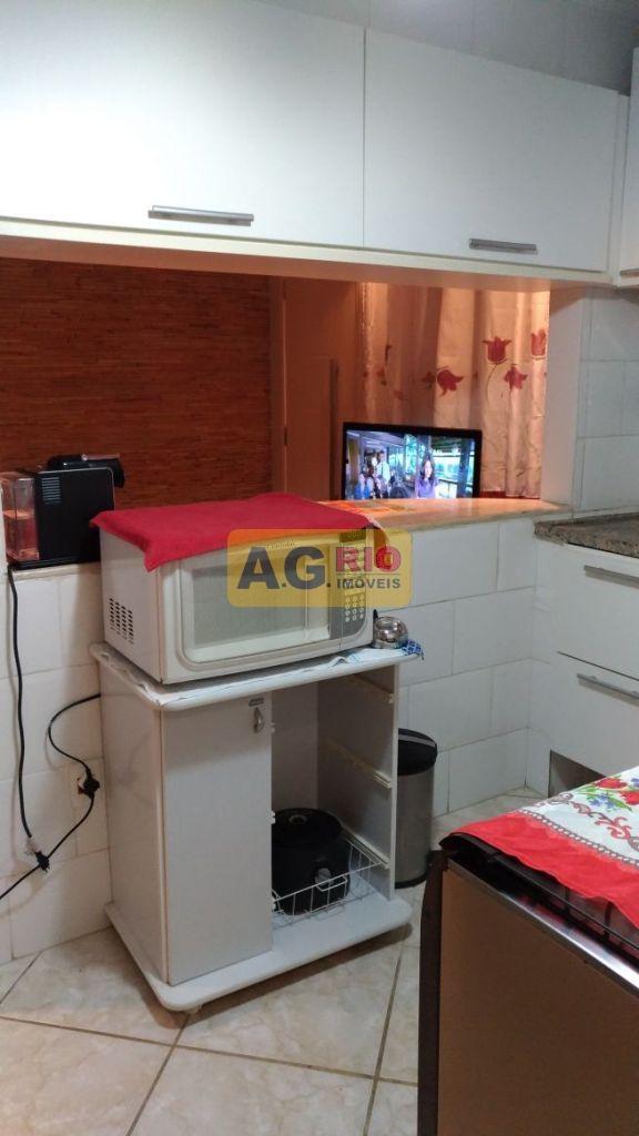 FOTO14 - Casa 2 quartos à venda Rio de Janeiro,RJ - R$ 274.900 - AGV73535 - 18