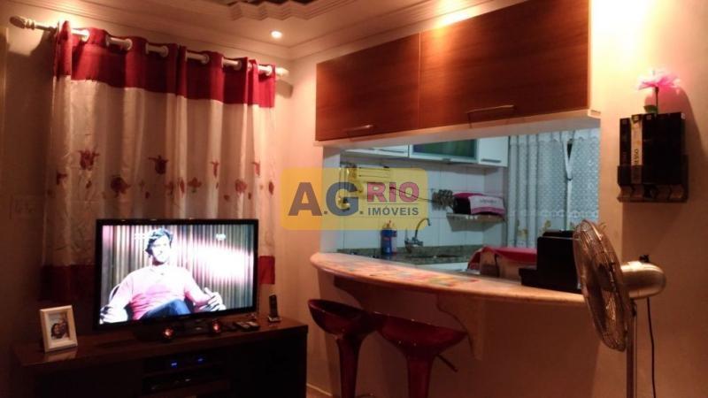 FOTO2 - Casa 2 quartos à venda Rio de Janeiro,RJ - R$ 274.900 - AGV73535 - 3