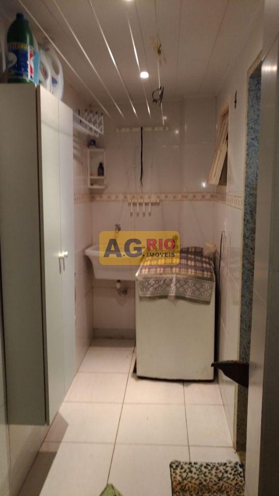 FOTO20 - Casa 2 quartos à venda Rio de Janeiro,RJ - R$ 274.900 - AGV73535 - 24