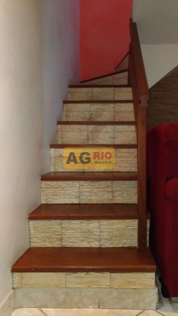 FOTO3 - Casa 2 quartos à venda Rio de Janeiro,RJ - R$ 274.900 - AGV73535 - 8