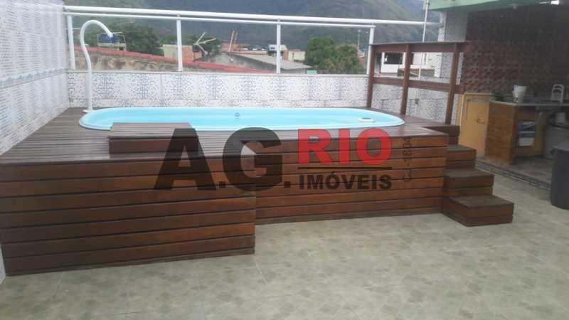 20170507_103104 - Casa 3 quartos à venda Rio de Janeiro,RJ - R$ 345.000 - AGL00217 - 4
