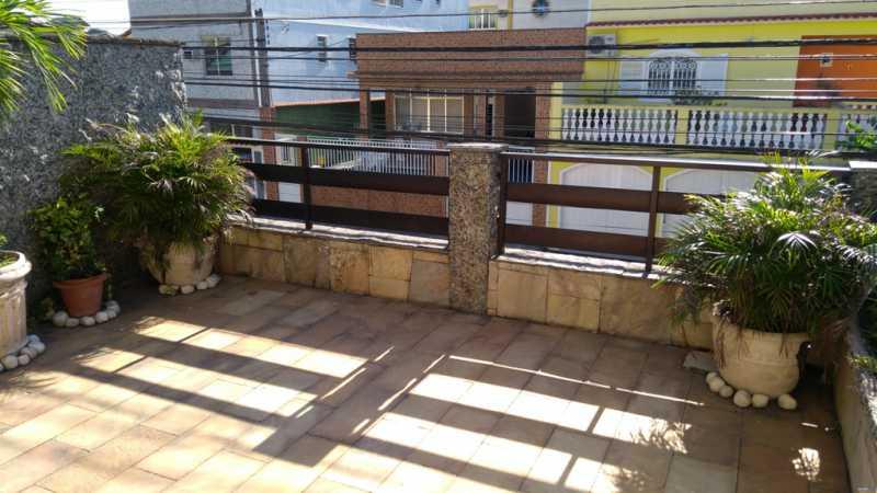 IMG_20170628_143601 - Casa À Venda no Condomínio Nova Valqueire - Rio de Janeiro - RJ - Vila Valqueire - AGV73539 - 1