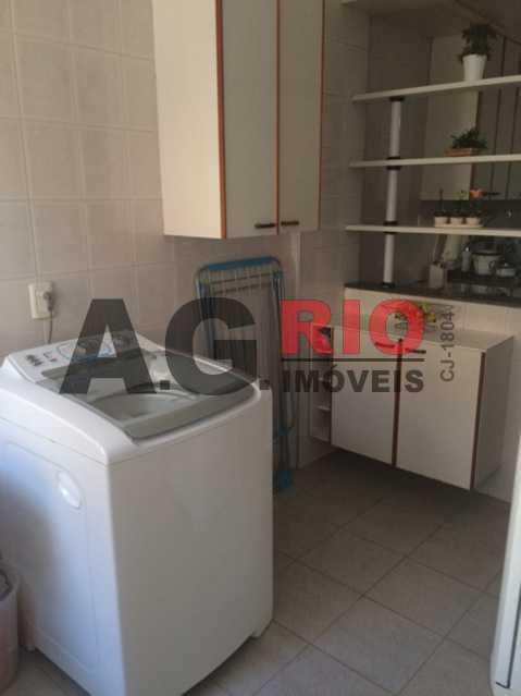 fotAo 1 - Apartamento À Venda - Rio de Janeiro - RJ - Vila Valqueire - AGV31316 - 9
