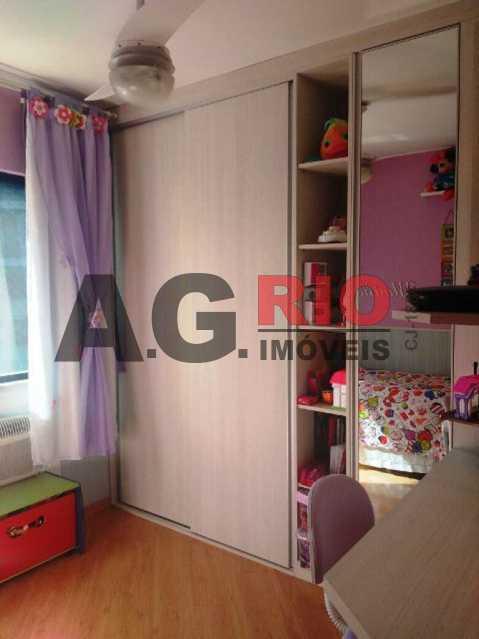 555 1 - Apartamento À Venda - Rio de Janeiro - RJ - Vila Valqueire - AGV22903 - 3