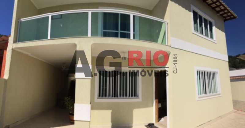 IMG_2042 - Casa 5 quartos à venda Rio de Janeiro,RJ - R$ 950.000 - AGV73548 - 1