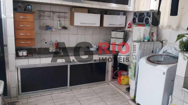 20170718_110332 640x360 - Casa À Venda no Condomínio RESIDENCIAL JOIA DA FREGUESIA - Rio de Janeiro - RJ - Bangu - TQCN40004 - 15