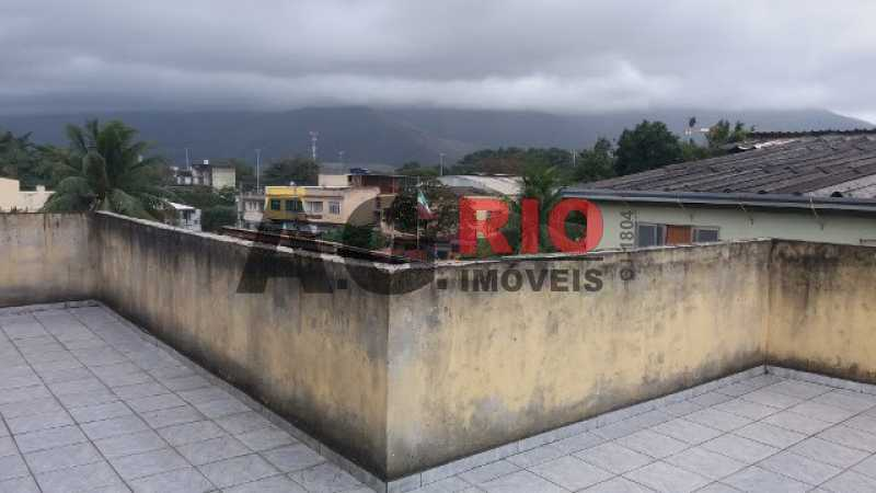 20170718_110542 640x360 - Casa À Venda no Condomínio RESIDENCIAL JOIA DA FREGUESIA - Rio de Janeiro - RJ - Bangu - TQCN40004 - 21