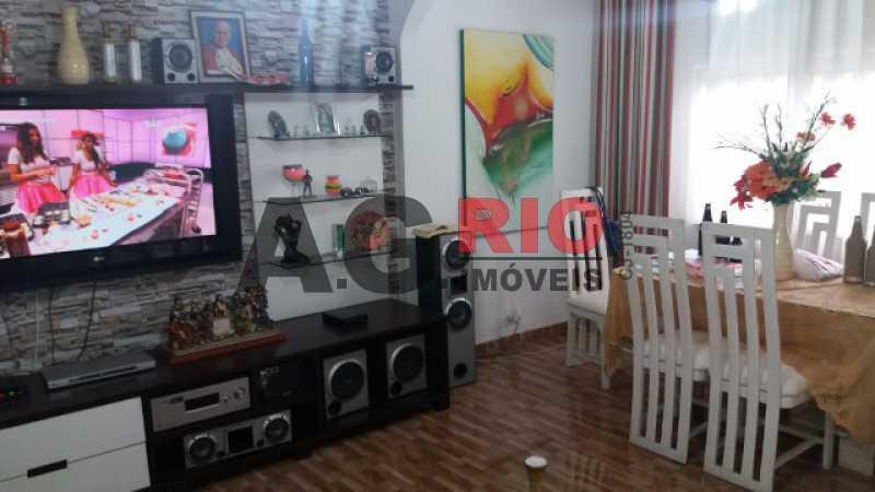 20170718_110703 640x360 - Casa À Venda no Condomínio RESIDENCIAL JOIA DA FREGUESIA - Rio de Janeiro - RJ - Bangu - TQCN40004 - 1