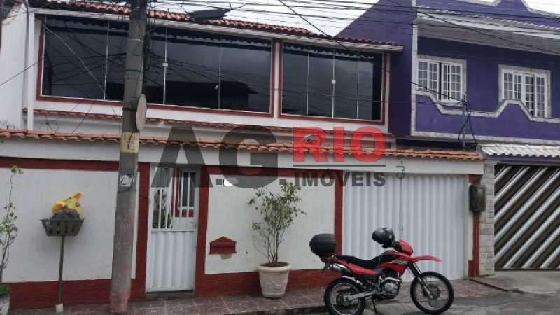 20170718_111053 640x360 - Casa À Venda no Condomínio RESIDENCIAL JOIA DA FREGUESIA - Rio de Janeiro - RJ - Bangu - TQCN40004 - 27