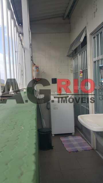 20170729_090507 - Cobertura À Venda - Rio de Janeiro - RJ - Pechincha - AGF60175 - 12