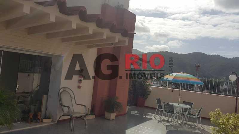 20170729_094149 - Cobertura À Venda - Rio de Janeiro - RJ - Pechincha - AGF60175 - 1