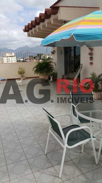 20170729_110818 - Cobertura À Venda - Rio de Janeiro - RJ - Pechincha - AGF60175 - 25