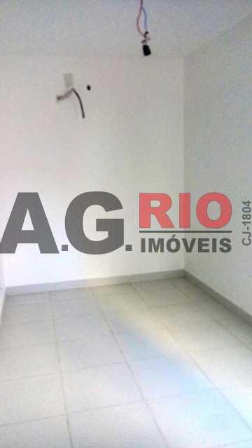 SALA - Apartamento À Venda - Rio de Janeiro - RJ - Jardim Sulacap - AGV22930 - 4