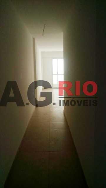 CIRCULAÇÃO - Apartamento À Venda - Rio de Janeiro - RJ - Jardim Sulacap - AGV22930 - 5