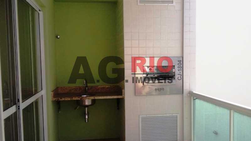 20170812_135414 - Apartamento À Venda - Rio de Janeiro - RJ - Jardim Sulacap - AGV22930 - 15