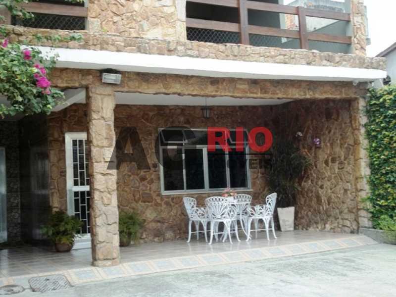 100_9201 - Casa 3 quartos à venda Rio de Janeiro,RJ - R$ 640.000 - VVCA30147 - 3