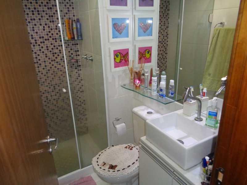 suite2 - Apartamento Rio de Janeiro,Praça Seca,RJ À Venda,2 Quartos,50m² - AGV22940 - 10
