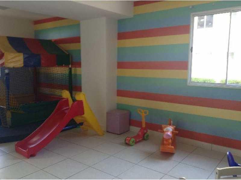 _brinquedoteca - Apartamento Rio de Janeiro,Praça Seca,RJ À Venda,2 Quartos,50m² - AGV22940 - 21