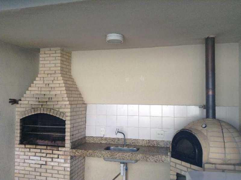 _churrasqueira1 - Apartamento Rio de Janeiro,Praça Seca,RJ À Venda,2 Quartos,50m² - AGV22940 - 27