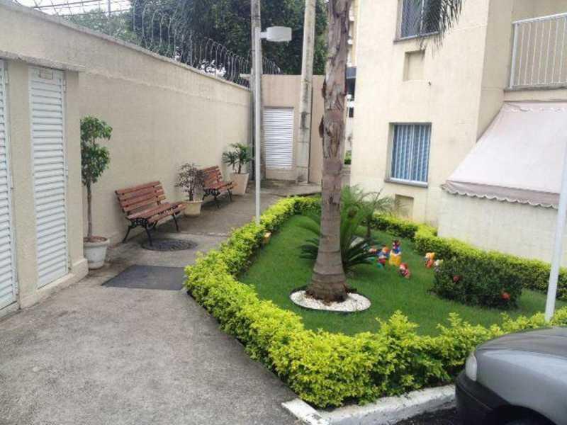_entrada - Apartamento Rio de Janeiro,Praça Seca,RJ À Venda,2 Quartos,50m² - AGV22940 - 29