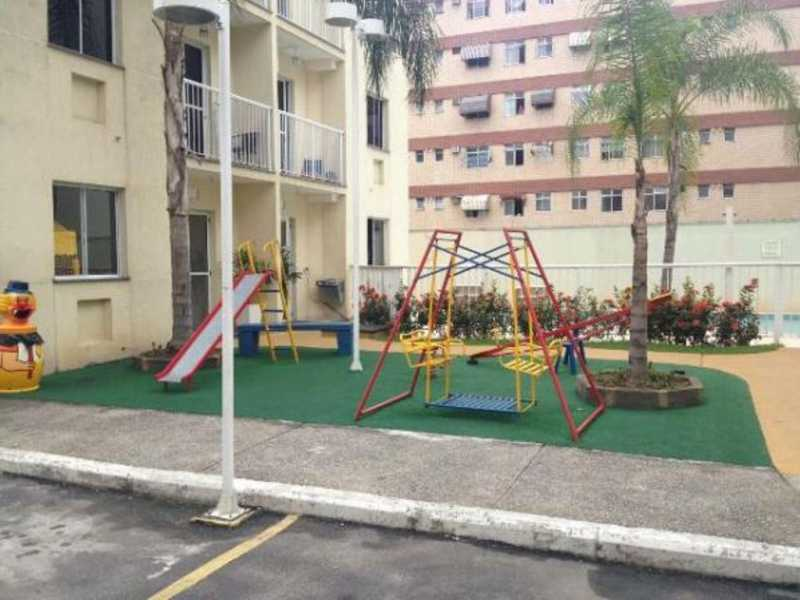 _parquinho1 - Apartamento Rio de Janeiro,Praça Seca,RJ À Venda,2 Quartos,50m² - AGV22940 - 4