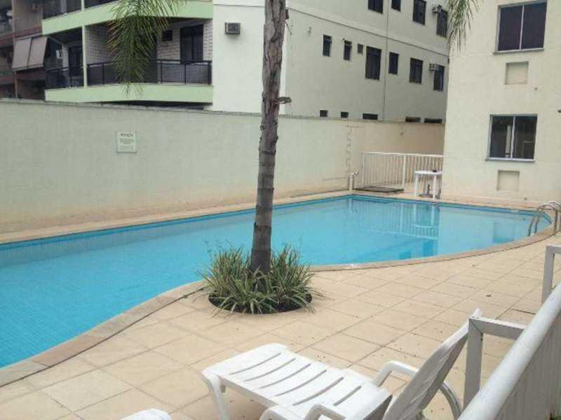 _piscina - Apartamento Rio de Janeiro,Praça Seca,RJ À Venda,2 Quartos,50m² - AGV22940 - 22