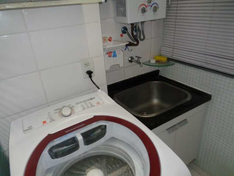 área - Apartamento Rio de Janeiro,Praça Seca,RJ À Venda,2 Quartos,50m² - AGV22940 - 19