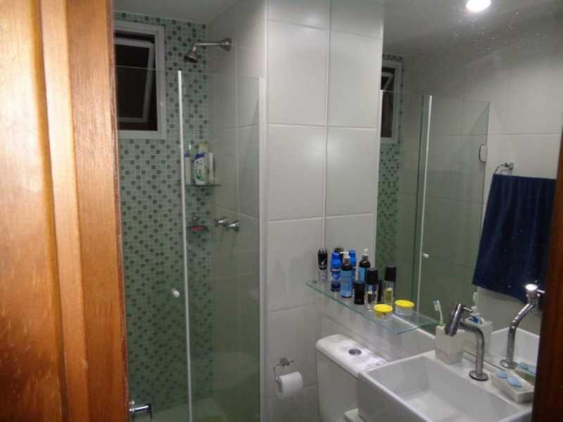 banheiro2 - Apartamento Rio de Janeiro,Praça Seca,RJ À Venda,2 Quartos,50m² - AGV22940 - 15