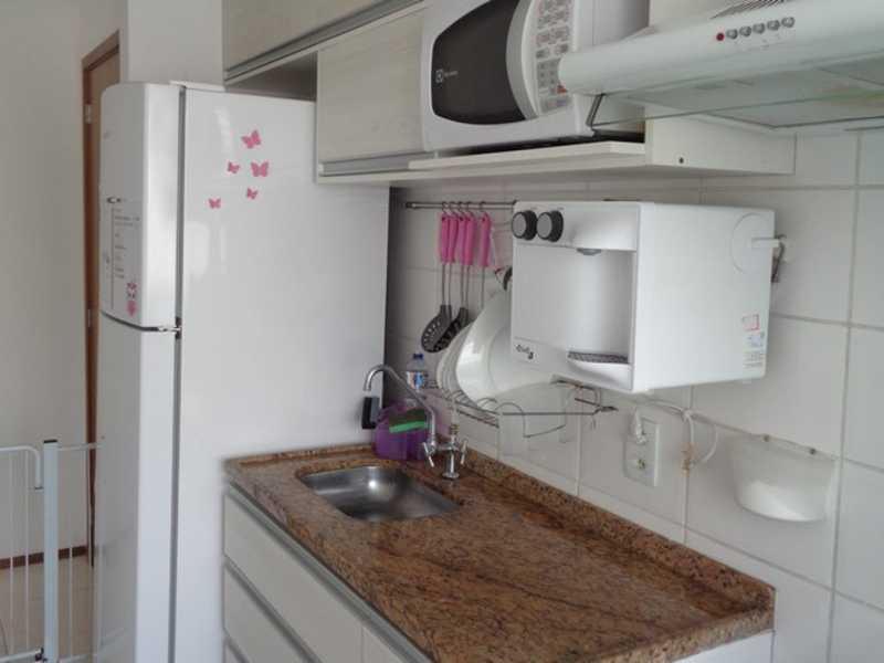 cozinha 2 - Apartamento Rio de Janeiro,Praça Seca,RJ À Venda,2 Quartos,50m² - AGV22940 - 17