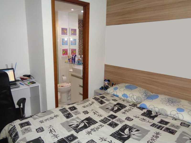 quarto1 - Apartamento Rio de Janeiro,Praça Seca,RJ À Venda,2 Quartos,50m² - AGV22940 - 8