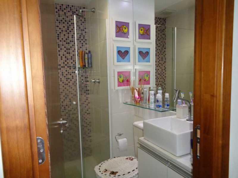 suite1 - Apartamento Rio de Janeiro,Praça Seca,RJ À Venda,2 Quartos,50m² - AGV22940 - 14