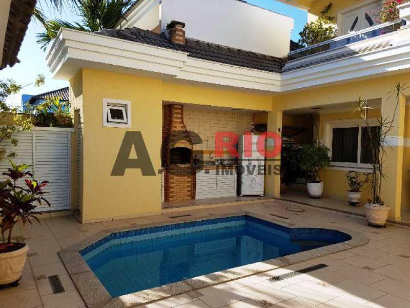 WhatsApp Image 2017-09-13 at 1 - Casa Rio de Janeiro, Pechincha, RJ À Venda, 4 Quartos, 240m² - AGV73580 - 1