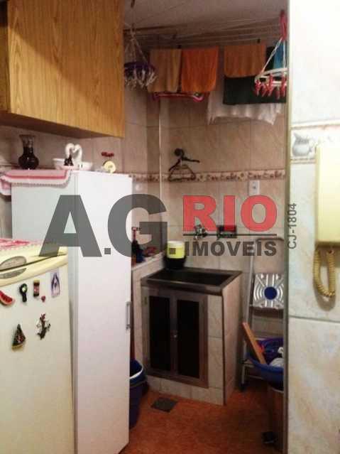 WhatsApp Image 2017-10-04 at 1 - Apartamento À Venda - Rio de Janeiro - RJ - Vila Valqueire - AGV22958 - 10