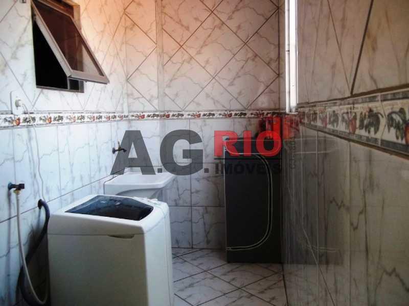 diversas 034 - Casa À Venda - Rio de Janeiro - RJ - Vila Valqueire - AGV73589 - 13
