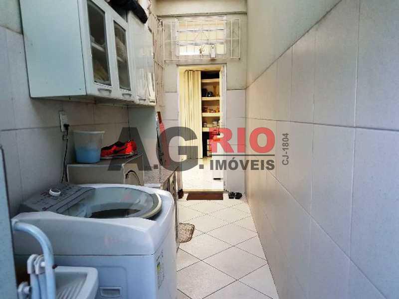 WhatsApp Image 2017-10-06 at 0 - Apartamento À Venda - Rio de Janeiro - RJ - Vila Valqueire - AGV31336 - 14