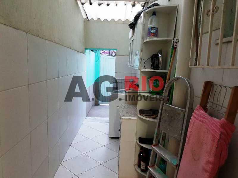 WhatsApp Image 2017-10-06 at 0 - Apartamento À Venda - Rio de Janeiro - RJ - Vila Valqueire - AGV31336 - 12