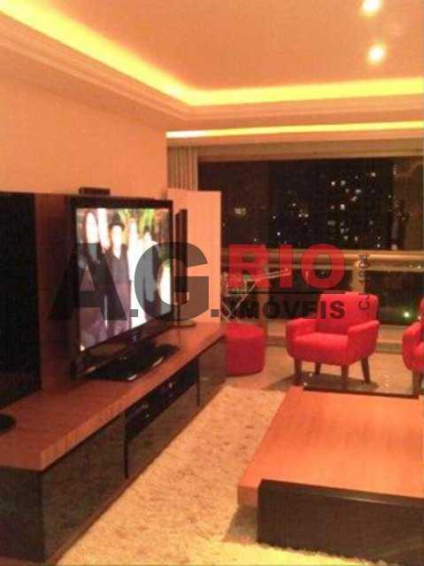3 - 1325530443_263829308_4-APA - Apartamento À Venda - Rio de Janeiro - RJ - Barra da Tijuca - AGV31338 - 1