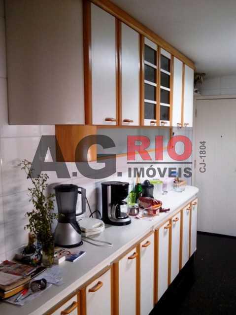 3 - IMG_20140106_092951 - Apartamento À Venda - Rio de Janeiro - RJ - Barra da Tijuca - AGV31338 - 16