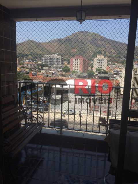varanda - Apartamento 2 quartos à venda Rio de Janeiro,RJ - R$ 275.000 - AGV22961 - 18