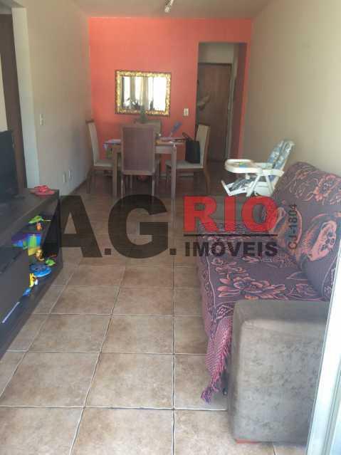 sala - Apartamento 2 quartos à venda Rio de Janeiro,RJ - R$ 275.000 - AGV22961 - 1