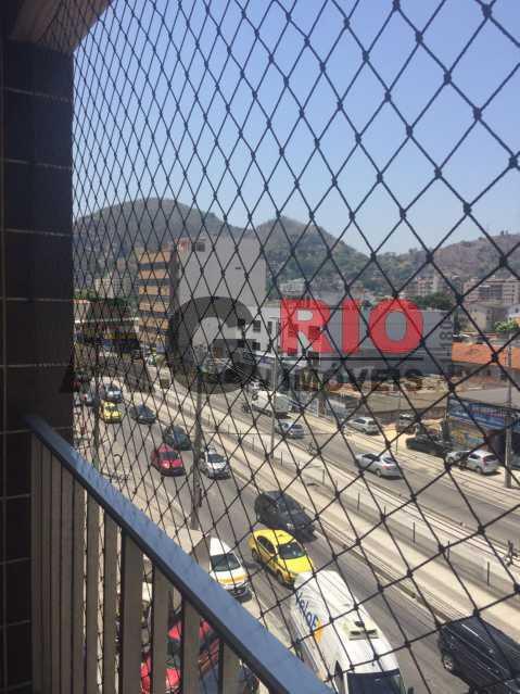 varanda 1 - Apartamento 2 quartos à venda Rio de Janeiro,RJ - R$ 275.000 - AGV22961 - 19