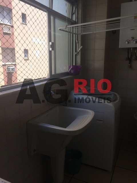 cozinha 3 - Apartamento 2 quartos à venda Rio de Janeiro,RJ - R$ 275.000 - AGV22961 - 12