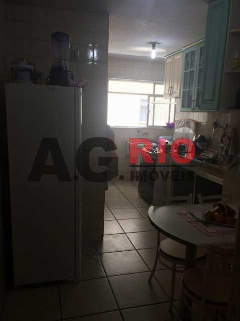 cozinha 1 - Apartamento 2 quartos à venda Rio de Janeiro,RJ - R$ 275.000 - AGV22961 - 10