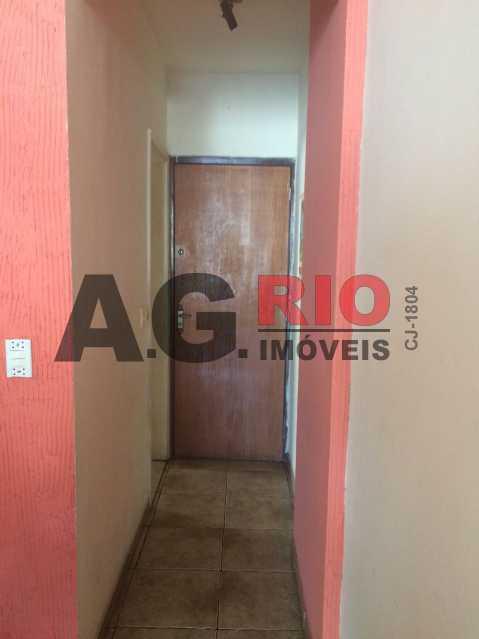 circulação - Apartamento 2 quartos à venda Rio de Janeiro,RJ - R$ 275.000 - AGV22961 - 3