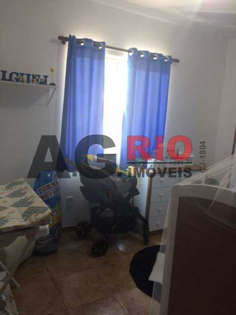 quarto 4 - Apartamento 2 quartos à venda Rio de Janeiro,RJ - R$ 275.000 - AGV22961 - 8